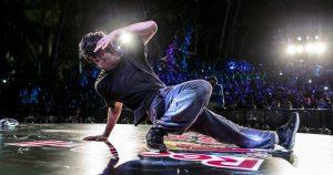 B-Boy Abdul from Roc Fresh Crew
